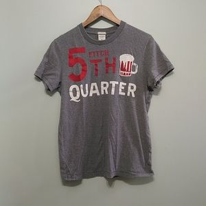 3/25$ Abercrombie & Fitch mens graphic shirt